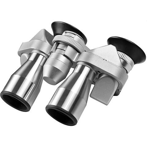 Blue Line Compact 10x20 Porro Binoculars with Blue Lens