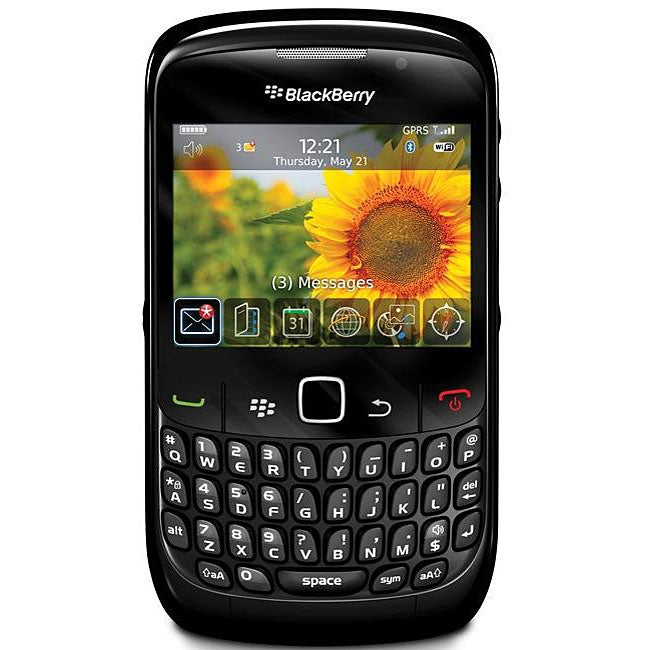 BlackBerry Curve 8520 GSM Unlocked Cell Phone (Refurbished)