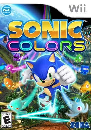 Wii - Sonic Colors