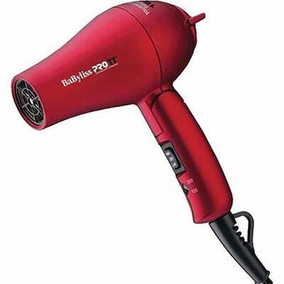 BaBylissPRO Red Tourmaline Travel Hair Dryer