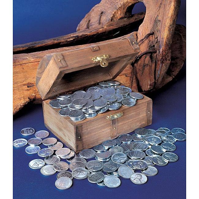 American Coin Treasures Treasure Chest of 1943 Lincoln St...