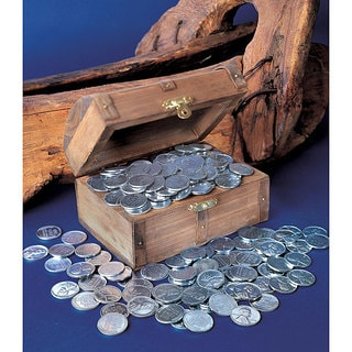 American Coin Treasures Treasure Chest of 1943 Lincoln Steel Pennies