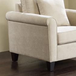 Griffin Avigon Stone Club Chair - Thumbnail 1