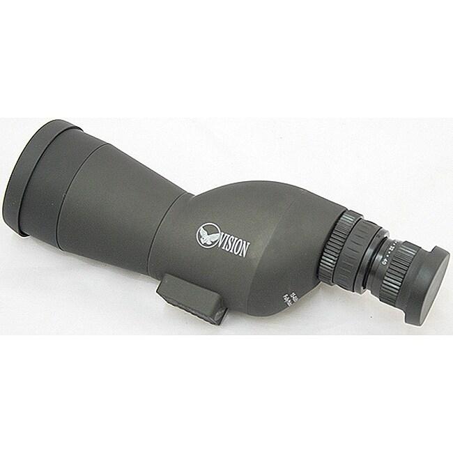 Black 15-40x50 Spotting Scope