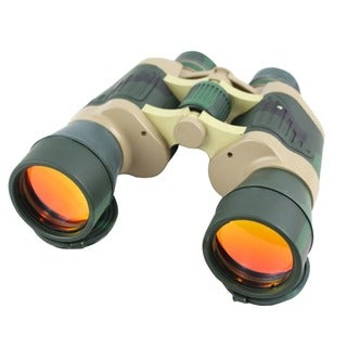 Ruby Coated 20x50 Camo Binoculars