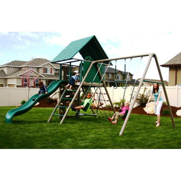 Shop Lifetime Adventure Playset Free Shipping Today Overstock