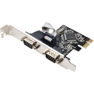 SYBA Multimedia SD-PEX15022 2-port PCI Express Serial Adapter