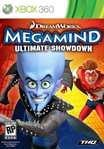 Xbox 360 - Megamind