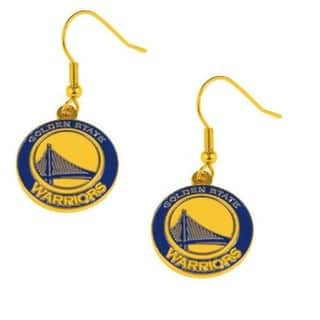 Golden State Warriors NBA Dangle Logo Earring Set|https://ak1.ostkcdn.com/images/products/5122943/P12971425.jpg?impolicy=medium