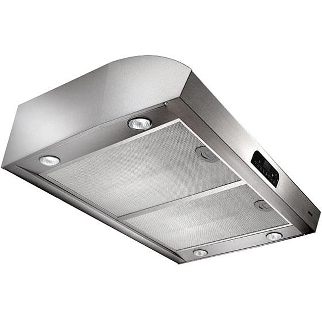 Broan Evolution 3 Series 36-inch Stainless Steel Under-cabinet Range Hood