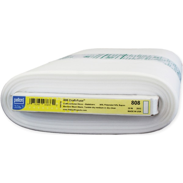 Shop Pellon Craft Fuse 20 Inch X 10 Yard Iron On Fusible Stabilizer