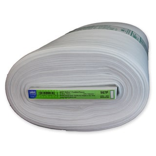 Link to Pellon White Polyester 10-yard Fusible Fleece Similar Items in Sewing & Quilting