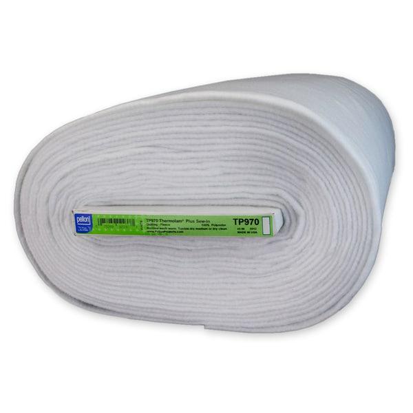 Pellon TP970 Sew-In Thermolam Plus E x tra Lofty Fleece (45-inch x 10yd)