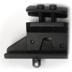Harris Universal Barrel Clamp Bipod Adapter - Thumbnail 1
