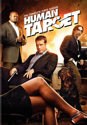 Human Target: The Complete First Season (DVD)