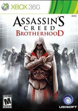 Xbox 360 - Assassin's Creed: Brotherhood - By UbiSoft