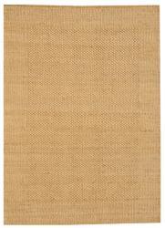 Hand-woven Gold Jute Rug (8' x 11')