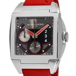 de GRISOGONO Men's POWER N01 'Power Breaker N01' Automatic Chronograph Watch