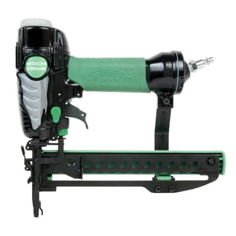 Metabo HPT 1.5-inch 18-gauge Narrow Crown Stapler - Green