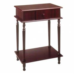 Rectangle Cherry Side Table