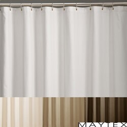 Microfiber Shower Curtain Liner (4 options available)