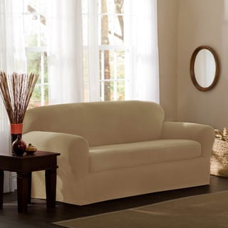 Reeves Stretch 2-piece Sofa Slipcover
