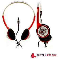 Nemo Digital MLB Boston Red Sox Overhead Headphones (Pack of 12)