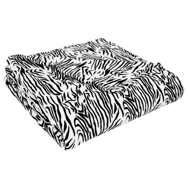 Shop All Seasons Animal Print Microplush Fleece Blanket Free Amazing Giraffe Print Throw Blanket