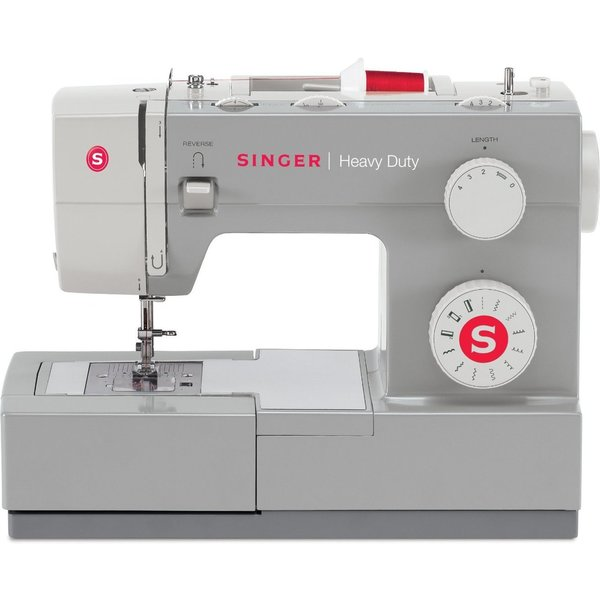 Shop Singer Heavy Duty 40 Sewing Machine With 40 Builtin Stitches Inspiration Reverse Button On Sewing Machine