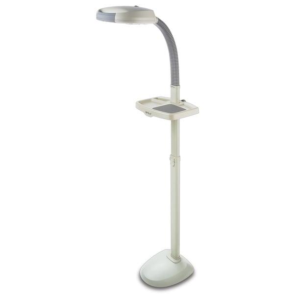 Shop Verilux Easyflex Deluxe Natural Spectrum Floor Lamp Free Shipping Today Overstock 5127322