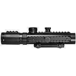 Barska 1-3x30 IR Electro Sight Rifle Scope - Thumbnail 0
