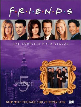 Friends: The Complete Fifth Season (DVD)