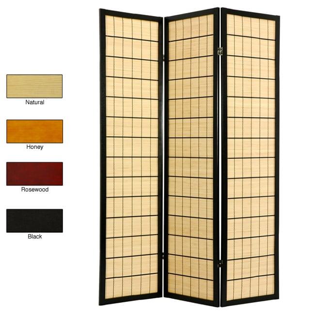Handmade Wood Kimura Shoji Screen (China)