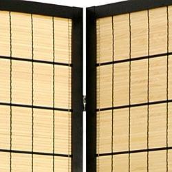 Handmade Wood Kimura Shoji Screen (China) - Thumbnail 1