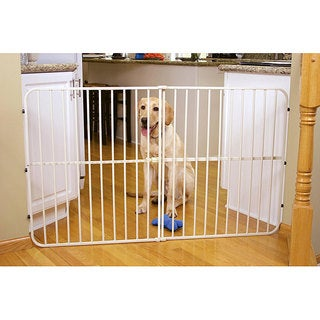 Shop Carlson Big Tuffy Extra Tall Expandable Pet Gate
