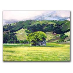 Colleen Proppe 'Spirit Rock' Gallery-wrapped Canvas Art - Thumbnail 1