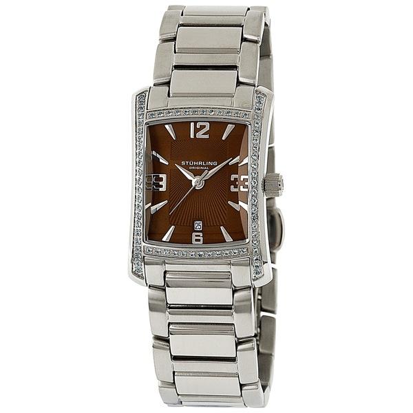 Stuhrling Original 'Lady Gatsby High Society' Swiss Quartz Watch