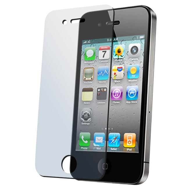 INSTEN Clear Screen Protector for Apple iPhone 4 - Thumbnail 0