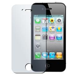 INSTEN Clear Screen Protector for Apple iPhone 4 - Thumbnail 1