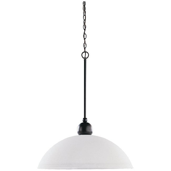 Sea Gull Lighting Metropolis 1-light Copper Pendant