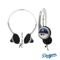 Nemo Digital MLB Los Angeles Dodgers Overhead Headphones (Pack of 12)