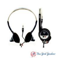Nemo Digital MLB New York Yankees Overhead Headphones (Pack of 12)