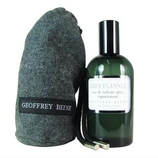 Geoffrey Beene Grey Flannel Men's 4-ounce Eau de Toilette Spray