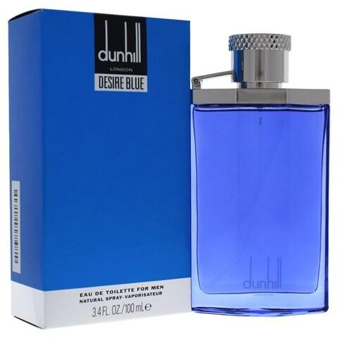Dunhill Desire Blue Men's 3.3-ounce Eau de Toilette Spray