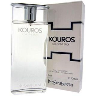 Yves Saint Laurent 'Kouros Sport' Men's 3.3-ounce Eau de Cologne Spray
