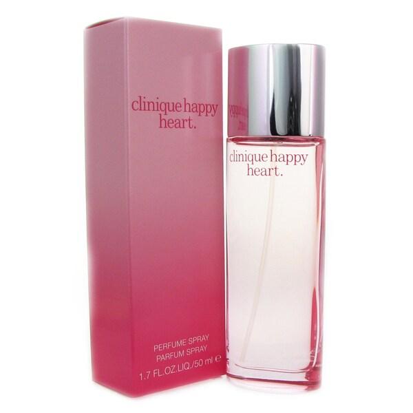 Clinique Happy Heart Women's 1.7-ounce Perfume Spray