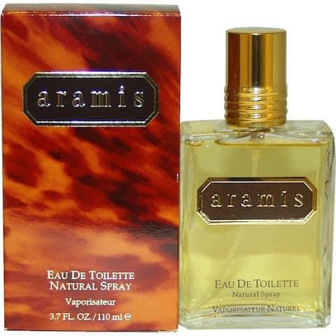 Aramis Men's 3.7-ounce Eau de Toilette Spray - Cherry Wood