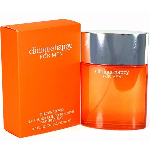 Shop Clinique Happy Men's Men's 3.4 ounce Cologne