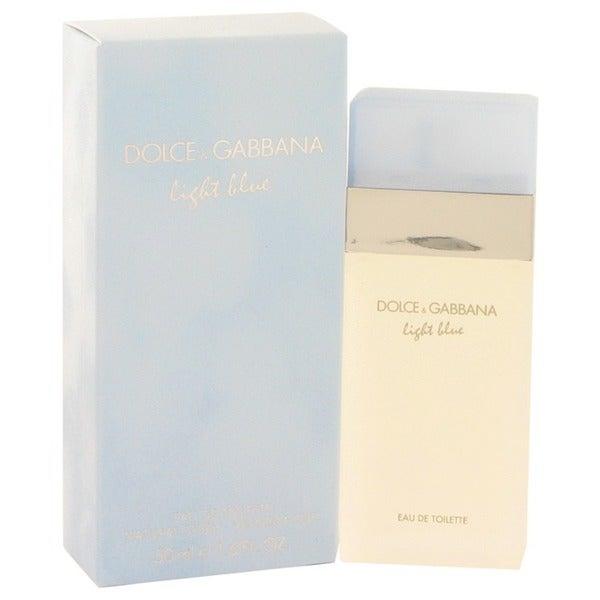 Dolce & Gabbana Light Blue 1.7-ounce Women's Eau de Toilette Spray