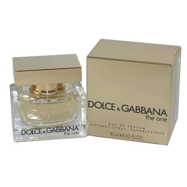 Dolce & Gabbana The One Women's 1-ounce Eau de Partum Spray